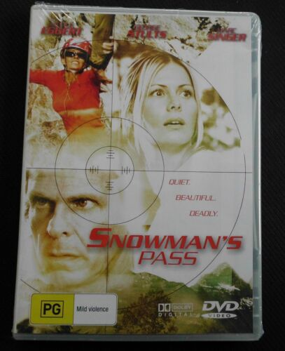1 of 1 - Snowman's Pass DVD        Nicole Eggert, Marc Singer, George Stults       (1288)