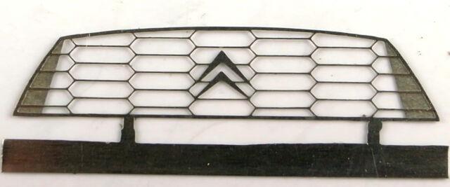 CCC 1/43e: photodécoupages: Citroën SM proto: grille arrière