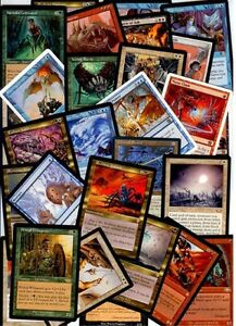 10X-differentes-aleatoire-RARE-MAGIE-CARTES-MTG-Grab-Bag-remballer-Lot-Set-Collection