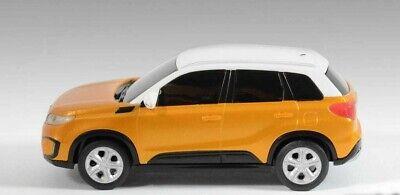 NEW Genuine Suzuki VITARA Orange Pull Back Car Toy Model 1:43 99000 990K4 VTR | eBay