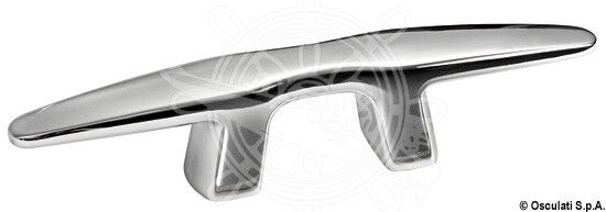OSCULATI Silhouette Klampe AISI316 hochglanzpoliert 250 mm