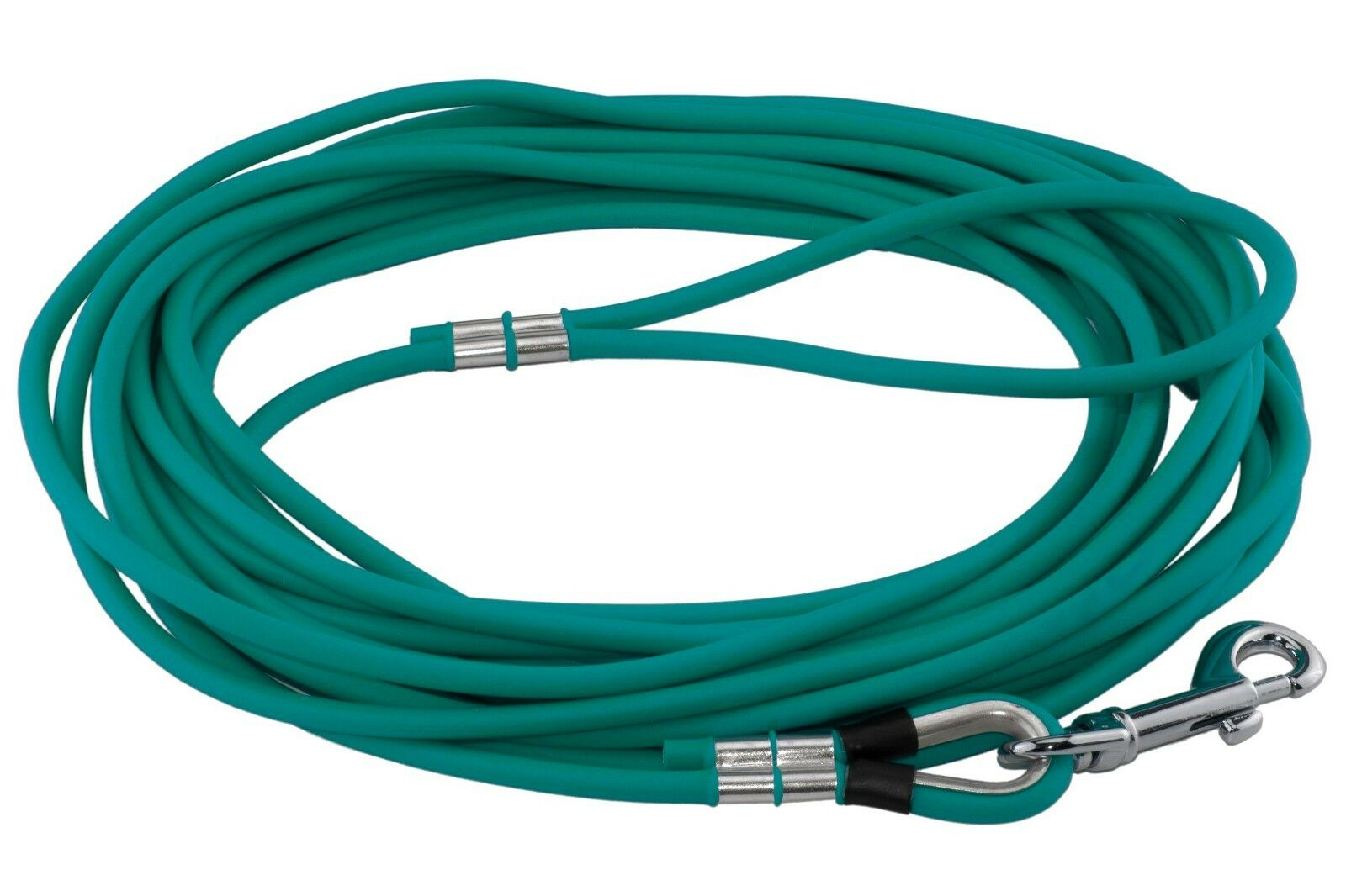 BioThane® Schleppleine RUND RUND RUND 8 mm, viele Farben, 3-30m; Hundeleine, Fährtenleine  | Garantiere Qualität und Quantität  82c245