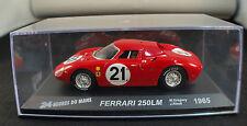 Kiosque ◊ Ferrari 250LM ◊ 24H Du Mans 1965 ◊ M.Gregory, J.Rindt ◊ 1/43 ◊