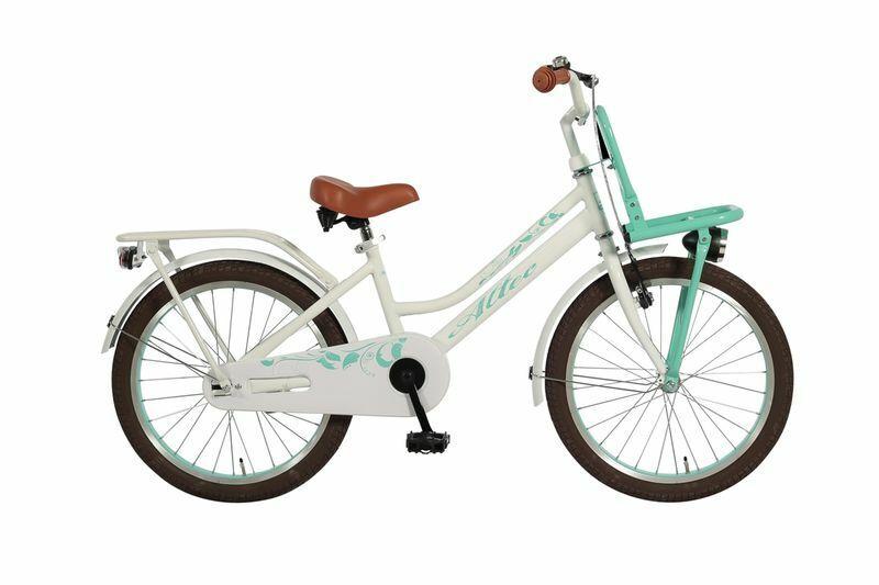 20 ZOLL Kinderfahrrad Kinder Mädchen City Hollandfahrrad Fahrrad Hollandrad Rad