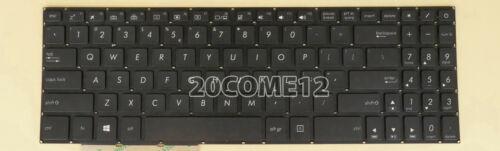 New for ASUS VivoBook N850V N580VD N580VN Keyboard US Backlit 0KN1-291UI12