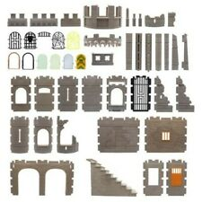 Playmobil Knight Castle Spare Part Tower Gate Wall Support Connector Zinne