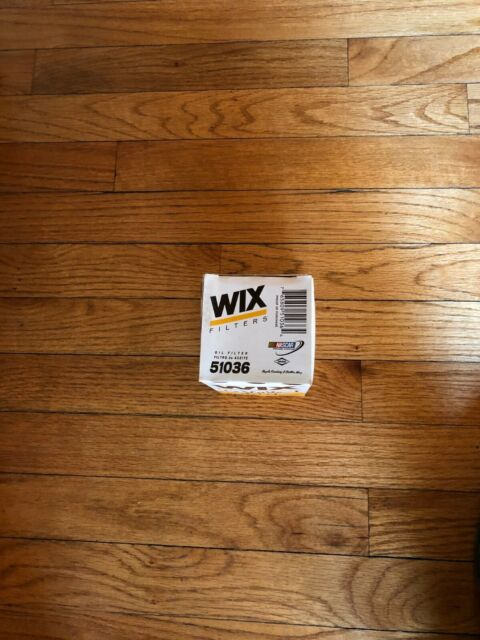 Wix 51036 Engine Oil Filter