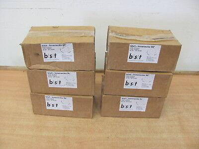 B/s/t Innenecke 90° Art 241-101001 Hellgrau 90/90/80mm Bst Flachdach Waren Jeder Beschreibung Sind VerfüGbar 150 Stk