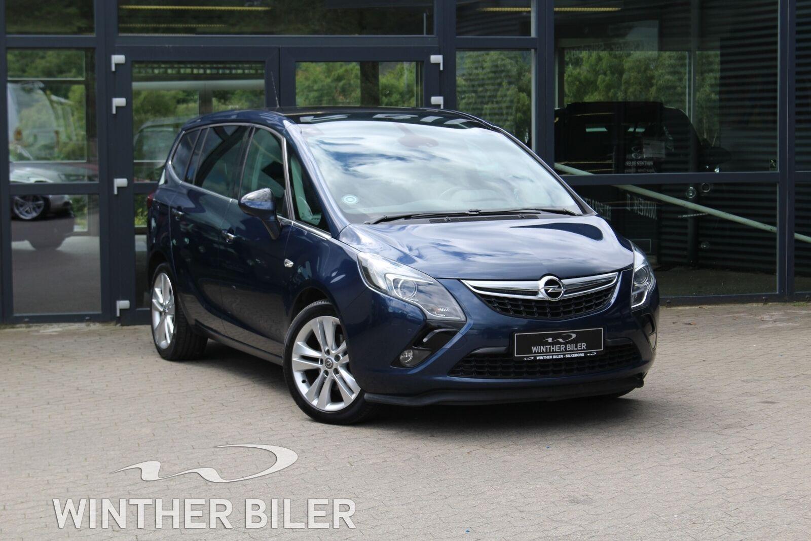 Opel Zafira Tourer 2,0 CDTi 130 Cosmo eco 7prs 5d