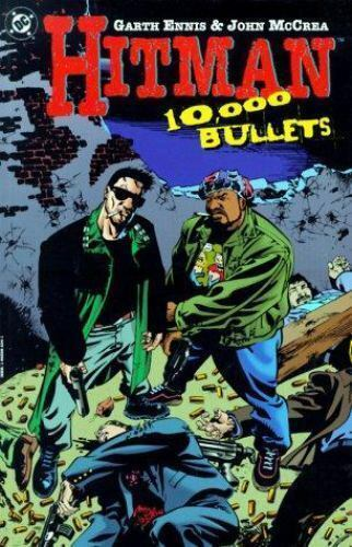 Hitman: 10,000 Bullets, Ennis, Garth, Good Book
