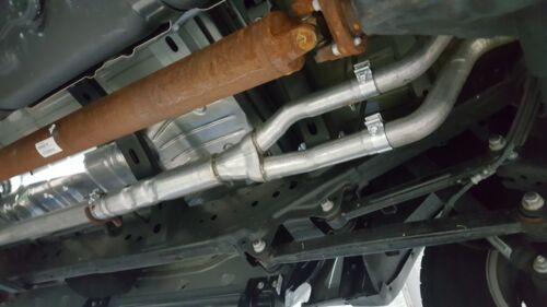 2014 Ram 1500 Hemi chambered Exhaust Muffler Delete Retro Fit USA Made