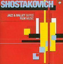 Shostakovich-Jazz-Suites-von-Various-CD-Zustand-gut
