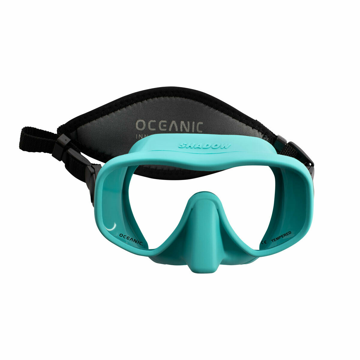 Oceanic Shadow Mask Scuba Snorkeling Diving Freedive Sea bluee 05.4000.89