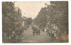 RPPC-Parade-in-HUGHESVILLE-PA-Lycoming-County-Pennsylvania-Real-Photo-Postcard