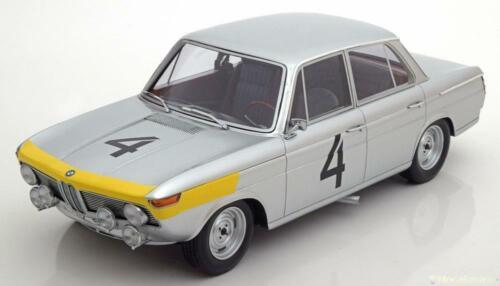 1:18 Minichamps BMW 1800 TI Winner 24h Spa Ickx//van Ophem 1965