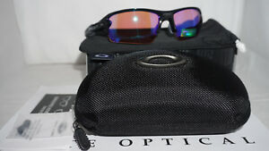 5fafd556580 Oakley New Authentic Sunglasses FLAK 2.0 Polished Black Ink Prizm ...