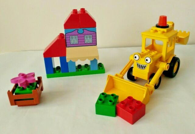 Rare Retired Lego Duplo 'Bob the Builder' Set 3595 - Scoop at Bobland Bay - VGC