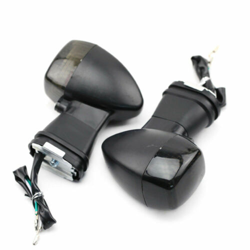 Front Turn signals Indicator Light For Kawasaki ZR-7 ZRX 400//1100//1200 GPZ 500
