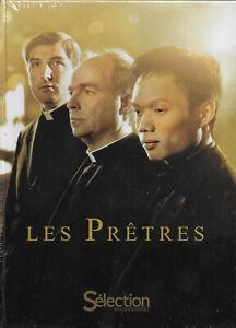 Coffret les prêtres - 2 cd et 1 dvd