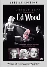 Ed Wood  DVD Johnny Depp, Martin Landau, Sarah Jessica Parker, Patricia Arquette