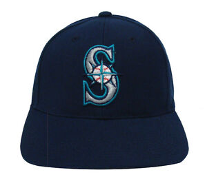 dd84128098f Image is loading Seattle-Mariners-Snapback-Retro-Vintage-Logo-Cap-Hat-