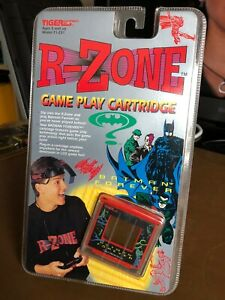 Tiger R Zone Batman Forever Video Game Brand New Sealed ...