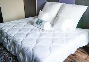 Decke Bettdecke Oberbett 135x200 155x220 200x200 200x220 oder Kissen 40x80 80x80