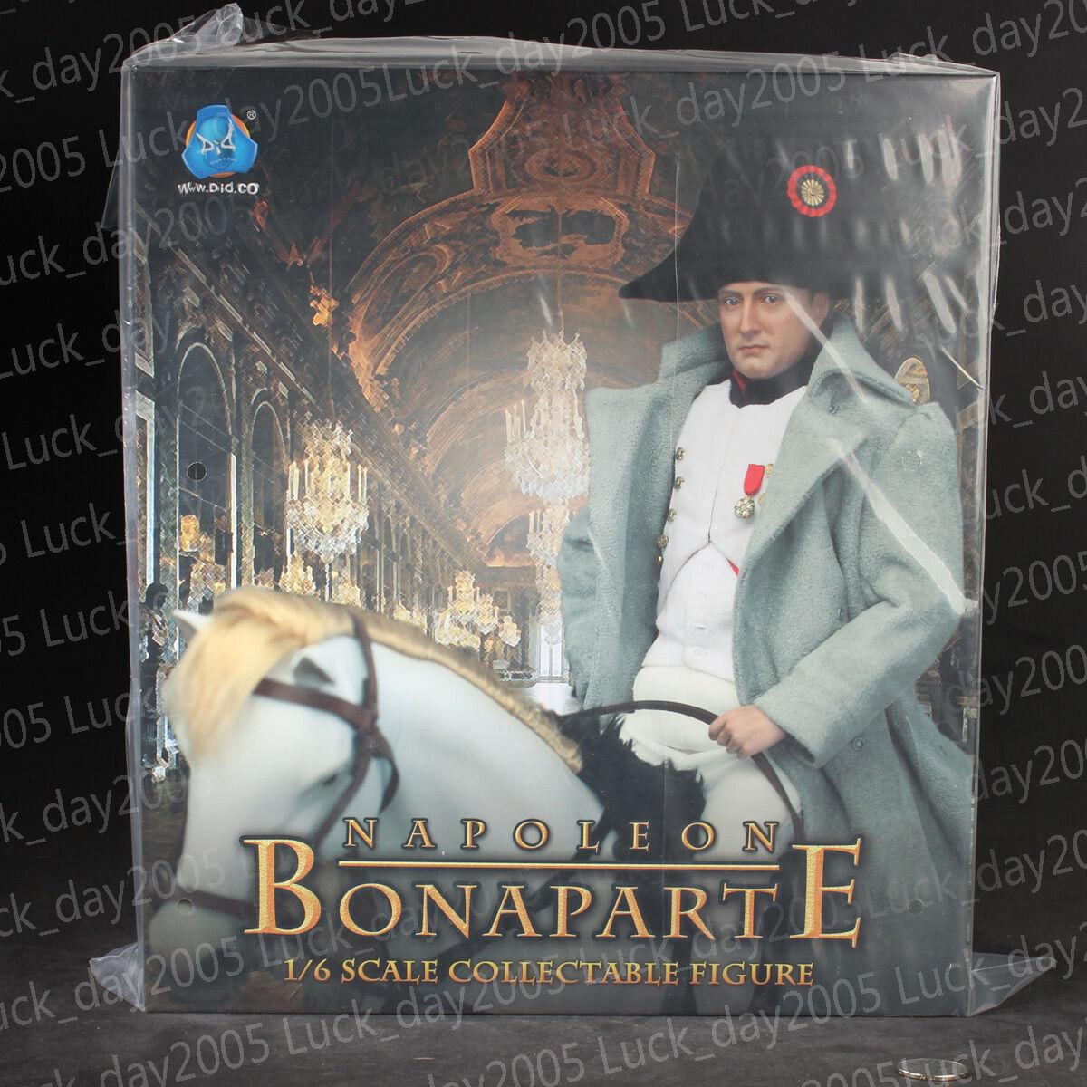 Hizo N80121 emperador de los franceses Napoleón Bonaparte figura de 1/6