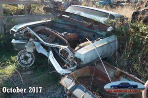 59 60 Impala BelAir Wing Vent Window Regulator USA  RH