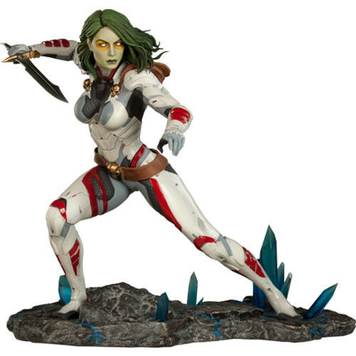 GUARDIANS OF THE GALAXY - Gamora 15  Premium Format Statue (Sideshow)  NEW