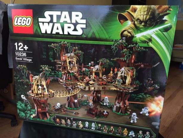 LEGO LEGO LEGO UCS Star Wars Ewok Village 10236 f6878b
