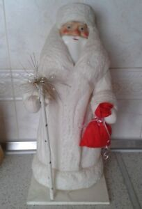 1983-Soviet-Christmas-figure-SANTA-CLAUS-45-cm-17-7-inch-VERY-GOOD-CONDITION