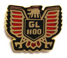 Honda Goldwing GL1100 Motorcycle Enamel Collectors Pin Badge from Fat Skeleton