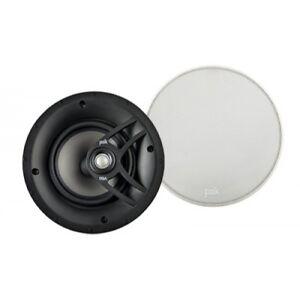Polk-Audio-V60-In-Ceiling-Vanishing-Speakers-4-Pair-8-ea-New-In-Box
