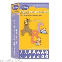 Cricut Disney Winnie The Pooh Font Cartridge Sealed Expression Create Cake