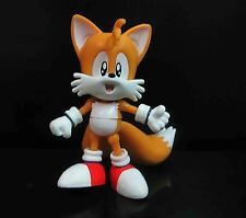 "SEGA SONIC THE HEDGEHOG Tails ACTION FIGURE 2.5"" #f4s"