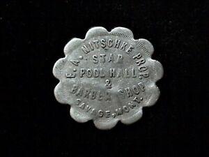 Savage-MT-Star-Pool-Hall-amp-Barber-Shop-early-Montana-merchant-trade-token