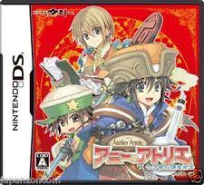 Used DS Annie no Atelier Sera Shima no Renkijutsushi NINTENDO JAPANESE IMPORT