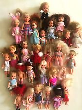Lot of Barbie Baby Kelly & Friends Tommy Lot Mattel Dolls Outfit