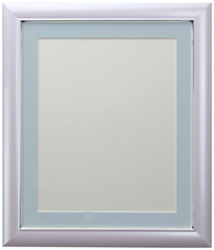 Soda Lilac Retro Style Photo Picture Frames & Choice of Colour ...