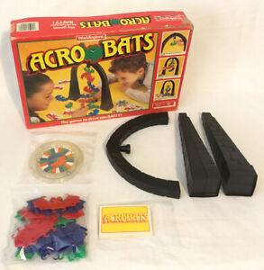 Acrobats-Board-Game-1987-Waddingtons-Complete-Contents-Vintage