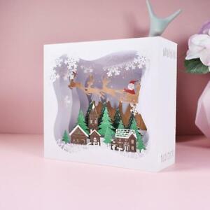 3D-Pop-up-Christmas-Tree-Snowflake-Greeting-Card-Xmas-New-Year-Postcards