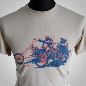 Easy-Rider-Retro-Movie-T-Shirt-Chopper-Fonda-Hopper-Cult-Classic-Americana-Cool