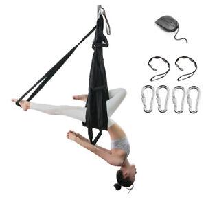 Anti Gravity Aerial Yoga Swing Hammock Indoor Inversion Fitness Gym Prop Tools