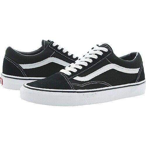 VANS OLD SKOOL Sneaker VN-0D3HY28 black white shoes