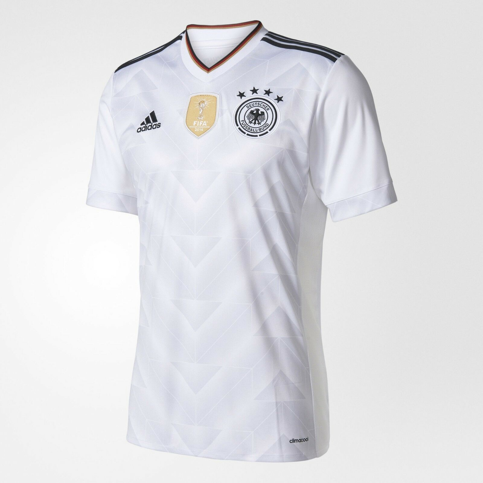 ADIDAS DEUTSCHLAND GERMANY NATIONAL TEAM DFB HOME JERSEY SHIRT B47873 AUTHENTIC