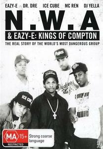 N-W-A-and-EAZY-E-Kings-of-Compton-DVD-NEW-Region-4-Australia