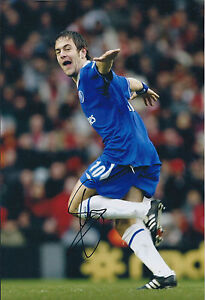 Joe-COLE-SIGNED-COA-Autograph-12x8-Photo-AFTAL-CHELSEA-West-Ham-United