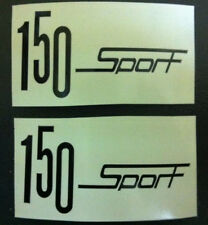 Kit Gilera Sport 150 - adesivi/adhesives/stickers/decal