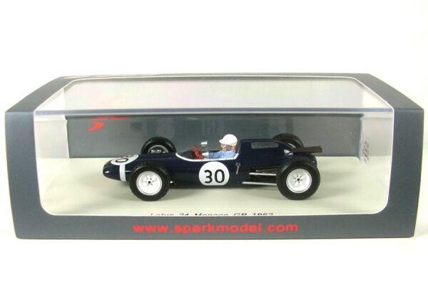 servicio honesto Loto 24 N º 30 Monaco Gp 1962 (Maurice (Maurice (Maurice Trintignant)  muchas sorpresas